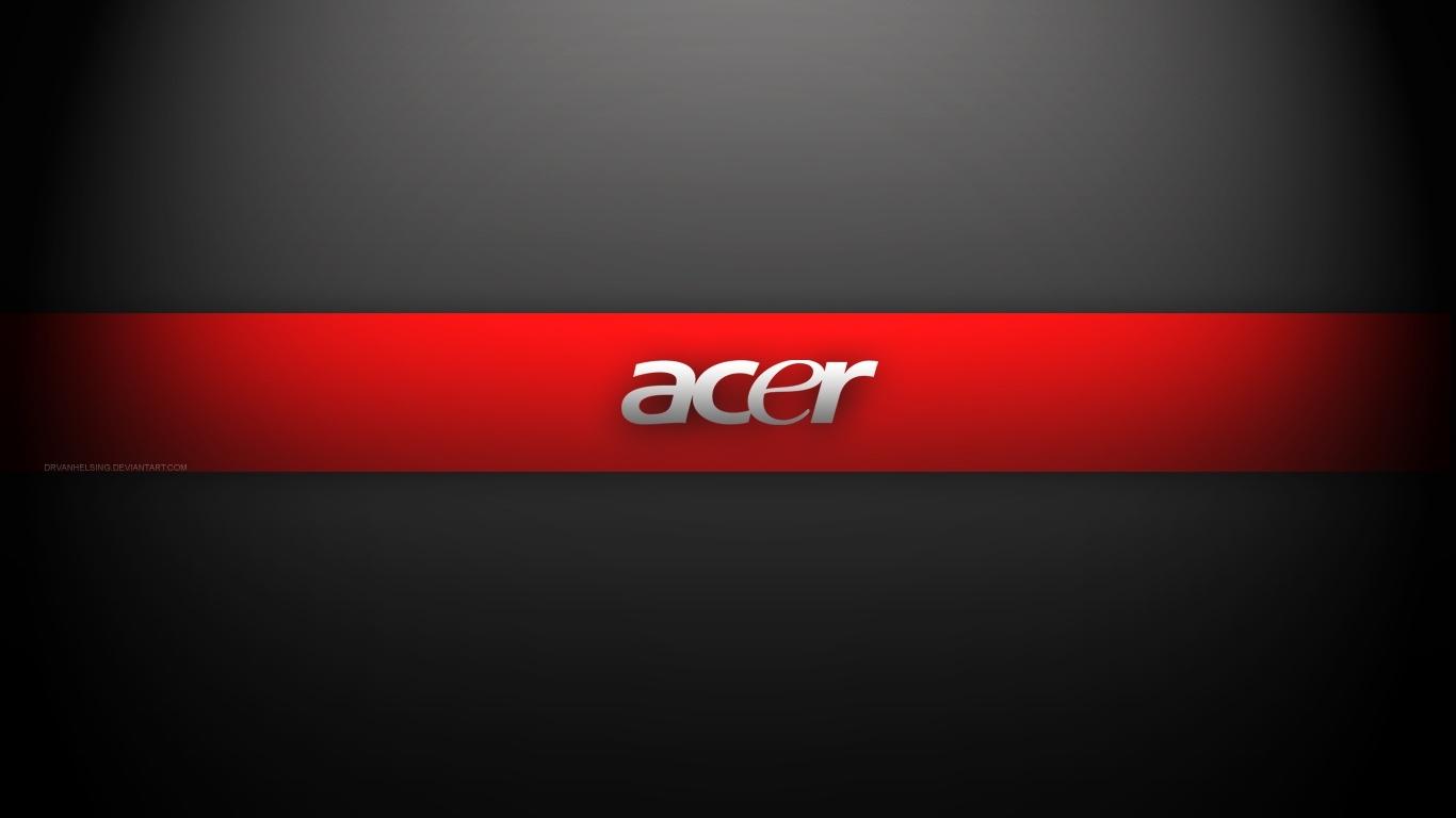 Фирменные обои acer 3 страница