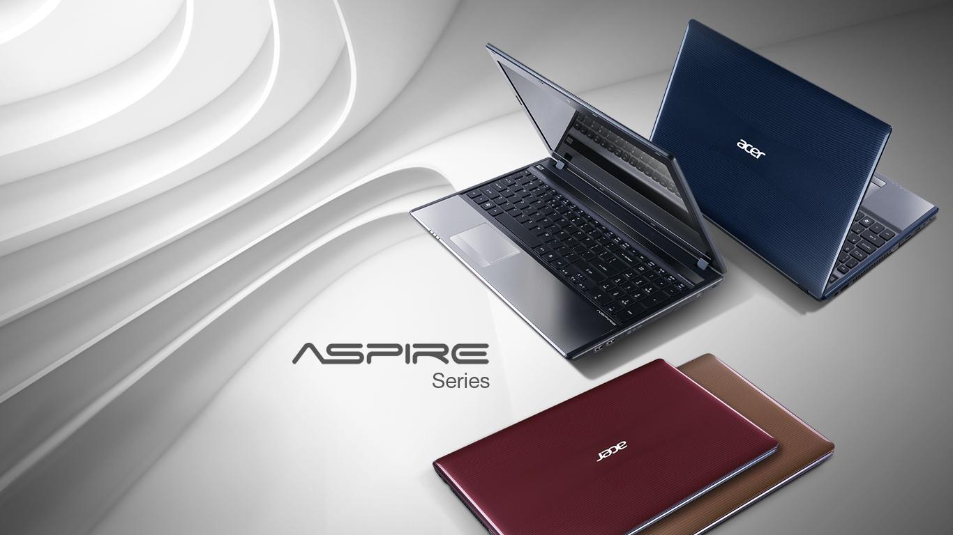 Acer aspire обои - 92e
