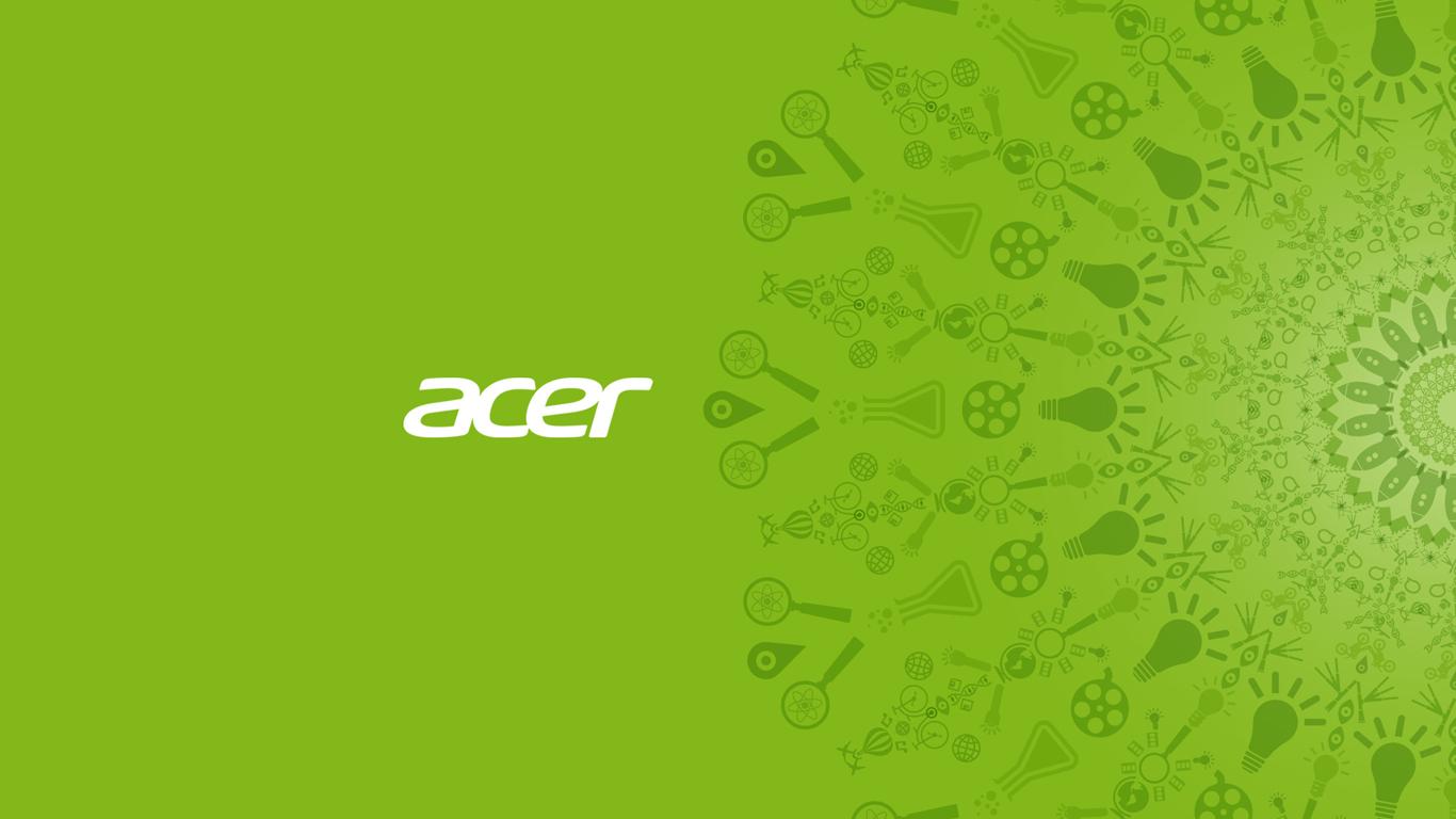Acer aspire обои - 0
