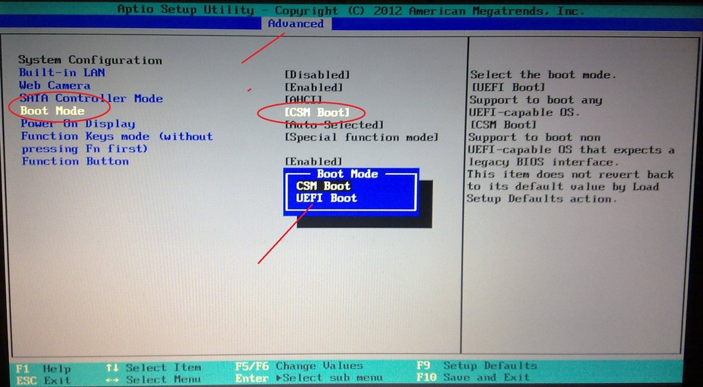 UEFI, EFI и GPT - 22 cтраница