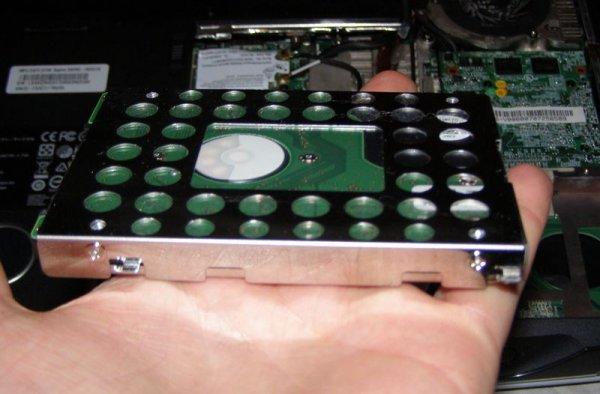 Замена термопасты в ноутбуке