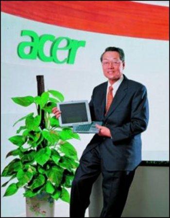 История компании ACER