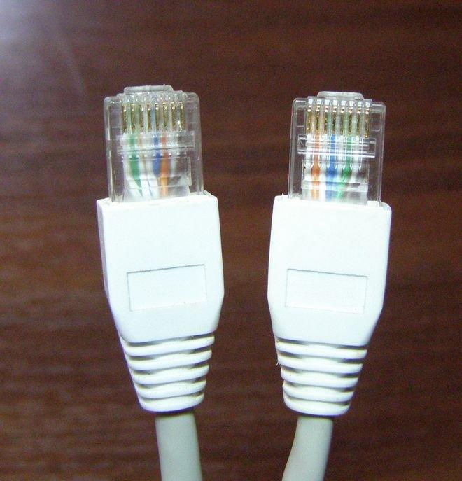 Обжимка кабелей, настройка