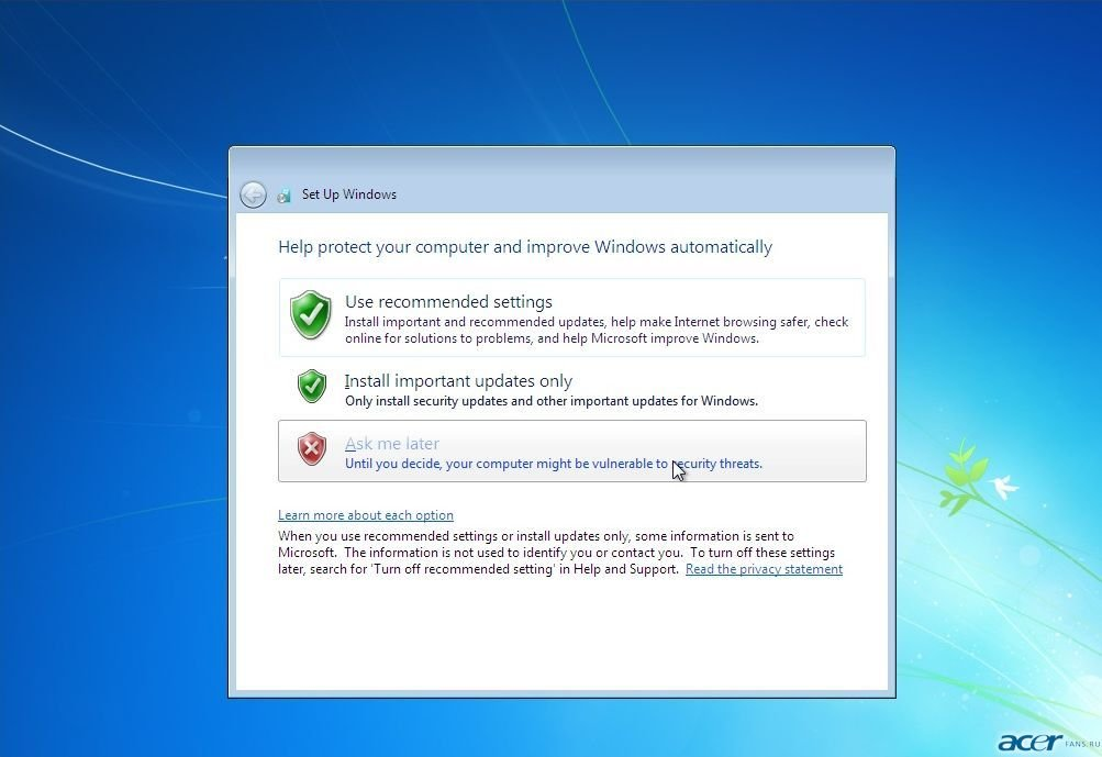 Installing a new hard drive on windows 7 dealsrevizion for Installing new windows