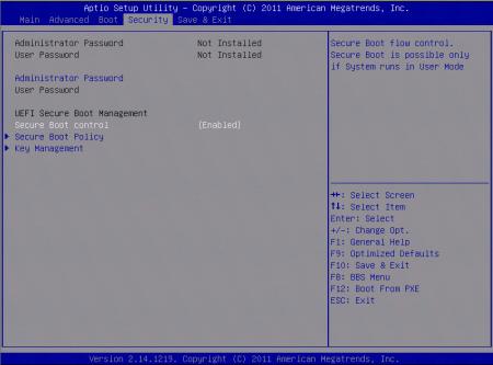 Удаление предустановленной Windows 8